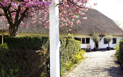De Willemshoeve historische boerderij Woerden