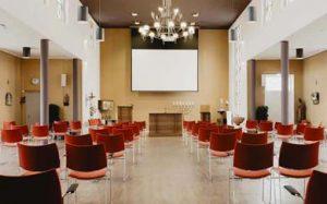 Zakelijk evenement kapel