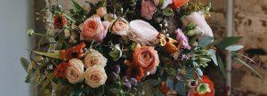 Op zoek naar gepaste bloemen